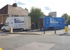 House Move – Enfield to Cheshunt